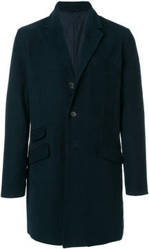 Aspesi long sleeved three buttoned coat