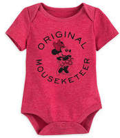 Disney Minnie Mouse Mouseketeer Cuddly Bodysuit for Baby