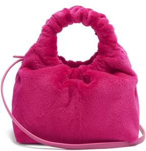 The Row Double Circle Small Mink Bag - Womens - Purple