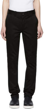 Saturdays NYC Black John Chino Jeans
