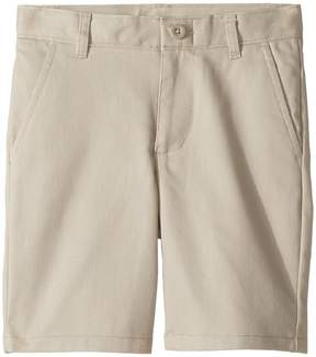 Nautica Regular Flat Front Twill Shorts Boy's Shorts