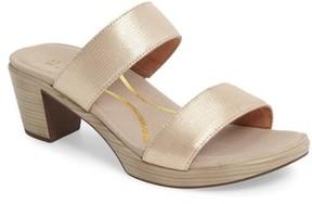 Naot Footwear Women's Fate Platform Sandal