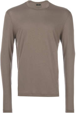 Joseph classic long sleeved T-shirt