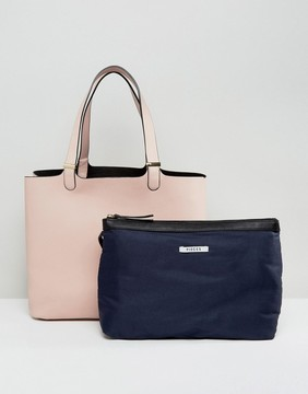 Pieces Tote With Removable Inside Pouch