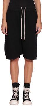 Drkshdw Cotton Pod Shorts