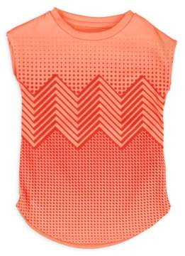 Nike Girls Dri-Fit Geo Muscle Tank Top