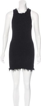 Celine Knit Silk Dress