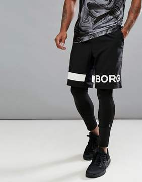 Bjorn Borg Performance Shorts With Logo