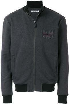 Dirk Bikkembergs zipped sweatshirt