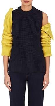 CALVIN KLEIN 205W39NYC Women's Floating-Sleeve Wool Sweater
