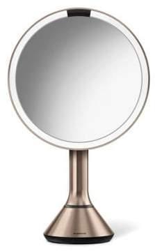 Simplehuman Rose Gold Makeup Sensor Mirror