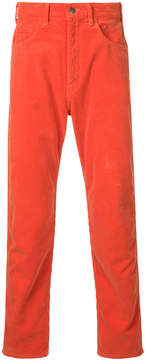 H Beauty&Youth regular fit trousers