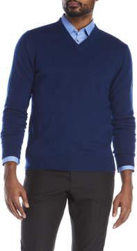 Qi V-Neck Sweater