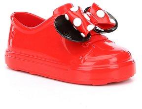 Mini Melissa Girls Mini Be Minnie Sneakers