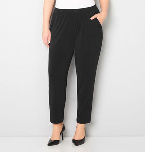 Avenue Crepe Pull-On Pant