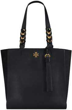 Tory Burch BROOKE TOTE - BLACK - STYLE