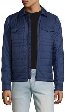 J. Lindeberg Men's Travon 71 Fine Slub Jacket
