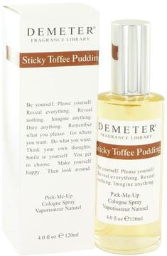 Demeter Sticky Toffe Pudding Cologne Spray for Women (4 oz/118 ml)