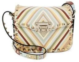 Valentino Printed Shoulder Bag