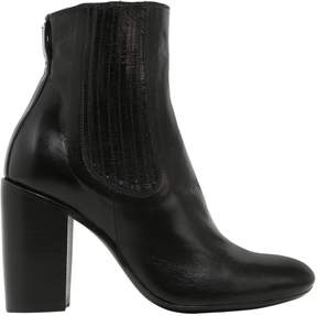 Rocco P. 90mm Leather Ankle Boots