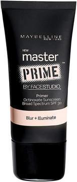 Maybelline FaceStudio Master Prime Blur + Illuminate Primer
