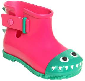 Mini Melissa Scented Monster Melflex Rain Boots