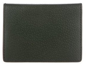 Jack Spade Leather Card Holder