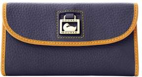 Dooney & Bourke Dillen Continental Clutch Wallet - NAVY - STYLE