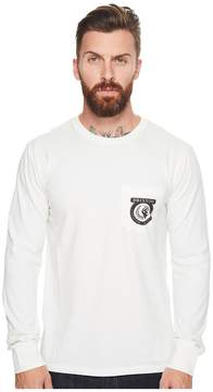 Brixton Native Long Sleeve Pocket Premium Tee Men's T Shirt