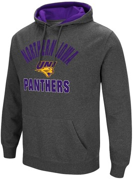 Colosseum Men's Campus Heritage Northern Iowa Panthers Pullover Hoodie