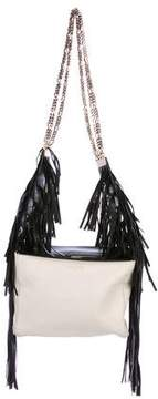 Lanvin Tribale Fringe Shoulder Bag
