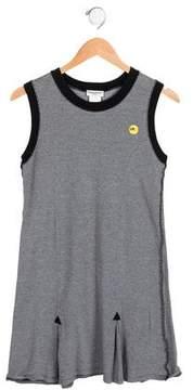 Sonia Rykiel Girls' Knit Logo Dress