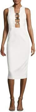Aq/Aq Women's Climax Sheath Dress