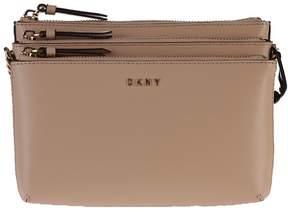 DKNY Beige Sutton Shoulder Bag