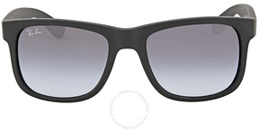 Ray-Ban Justin Classic Grey Gradient Sunglasses RB4165 601/8G