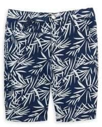 Appaman Toddler's& Little Boy's Palm-Print Shorts