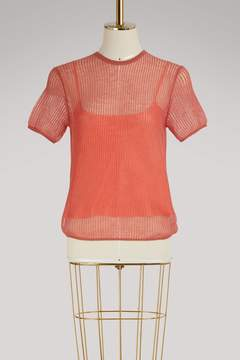 Mansur Gavriel Wool and mohair sweater