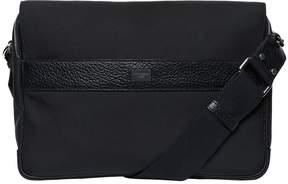 Dolce & Gabbana Nylon & Leather Messenger Bag