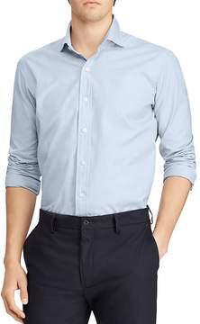 Polo Ralph Lauren Poplin Classic Fit Long Sleeve Button-Down Shirt