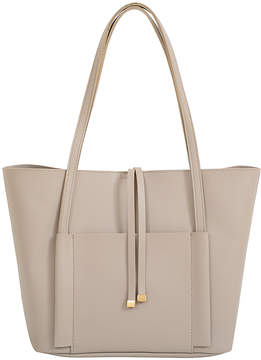 Mellow World Sand Tory Tote & Pouch Set