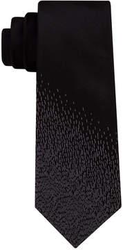 DKNY Men's Paneled Rain Slim Tie