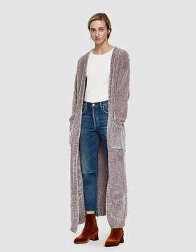 Which We Want Sophia Duster Sweater in Grey