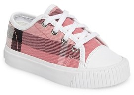Burberry Girl's Tensing Daisy Sneaker