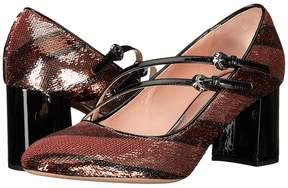 Rochas RO28052-05035 Women's Maryjane Shoes