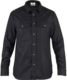 Fjallraven Ovik Re-Wool Long-Sleeve Shirt