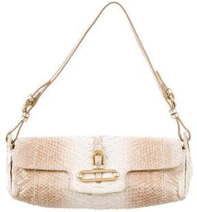 Jimmy Choo Python Tulita Mini Bag