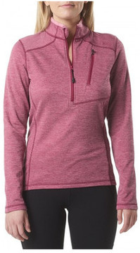 5.11 Tactical Women's Glacier Half Zip