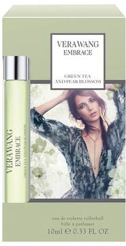 Vera Wang Embrace Green Tea & Pear Blossom Women's Perfume Rollerball - Eau de Toilette