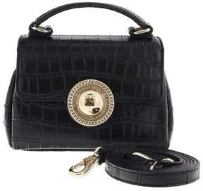 Versace EE1VRBBO7 Black Crossbody Bag