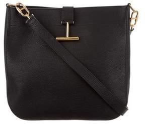 Tom Ford 2018 Tara Grained Leather Shoulder Bag